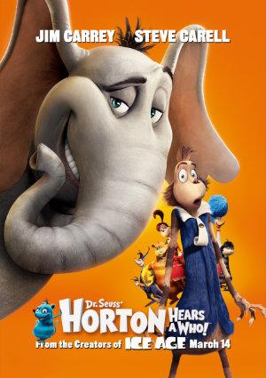 Horton Hears a Who! Pelicula Poster