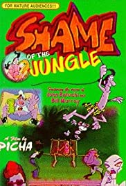 Shame of the Jungle Poster