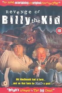 Revenge of Billy the Kid movie
