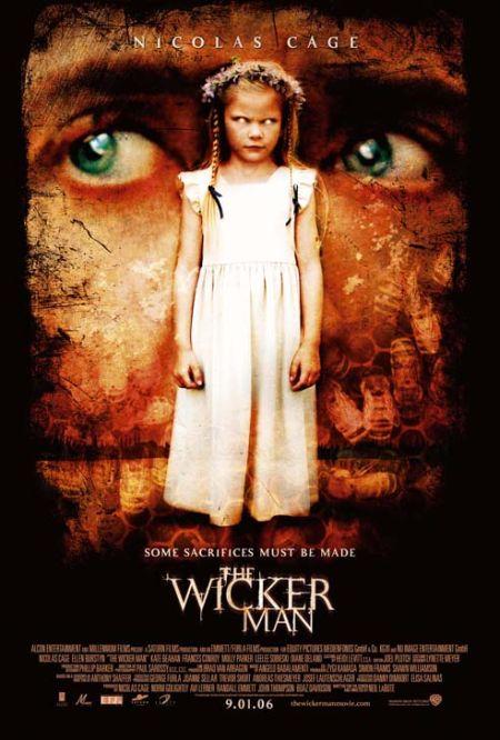 The Wicker Man 2006 Dual Audio Hindi 300MB BluRay 480p x264