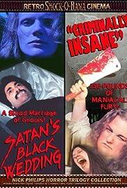 Criminally Insane 2 Poster