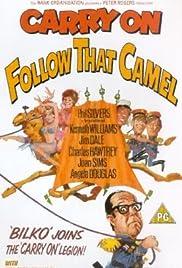 Follow That Camel Poster