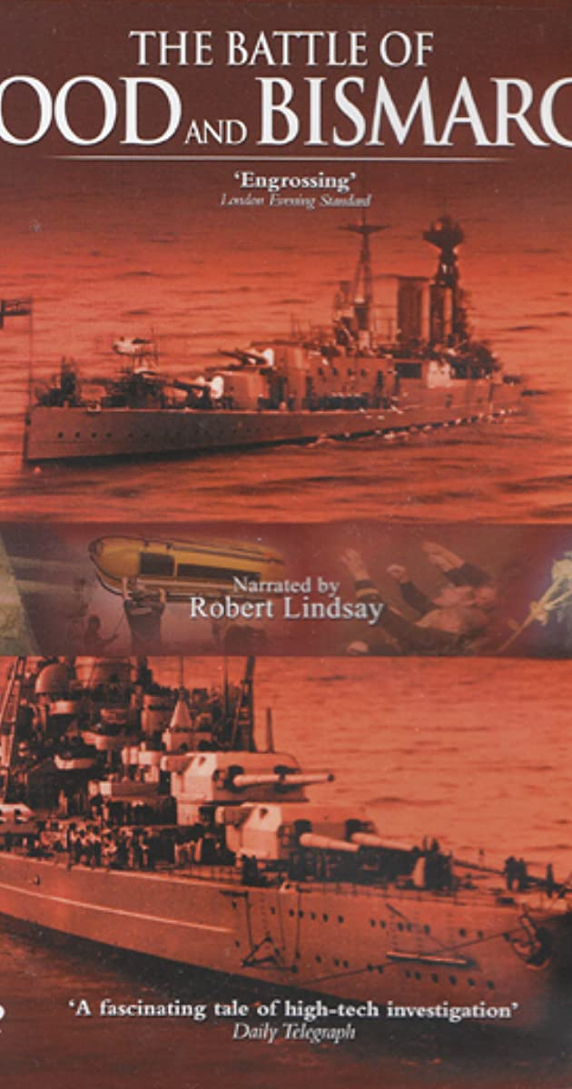 How the bismarck sank hms hood tv movie 2012 imdb for Raymond lord memorial swimming pool