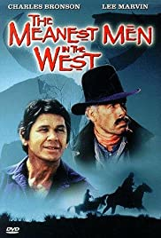 The Meanest Men in the West Poster