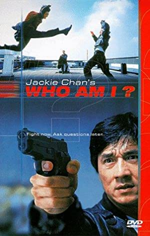 Jackie Chan's Who Am I? poster