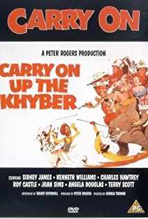 Carry On... Up the Khyber movie