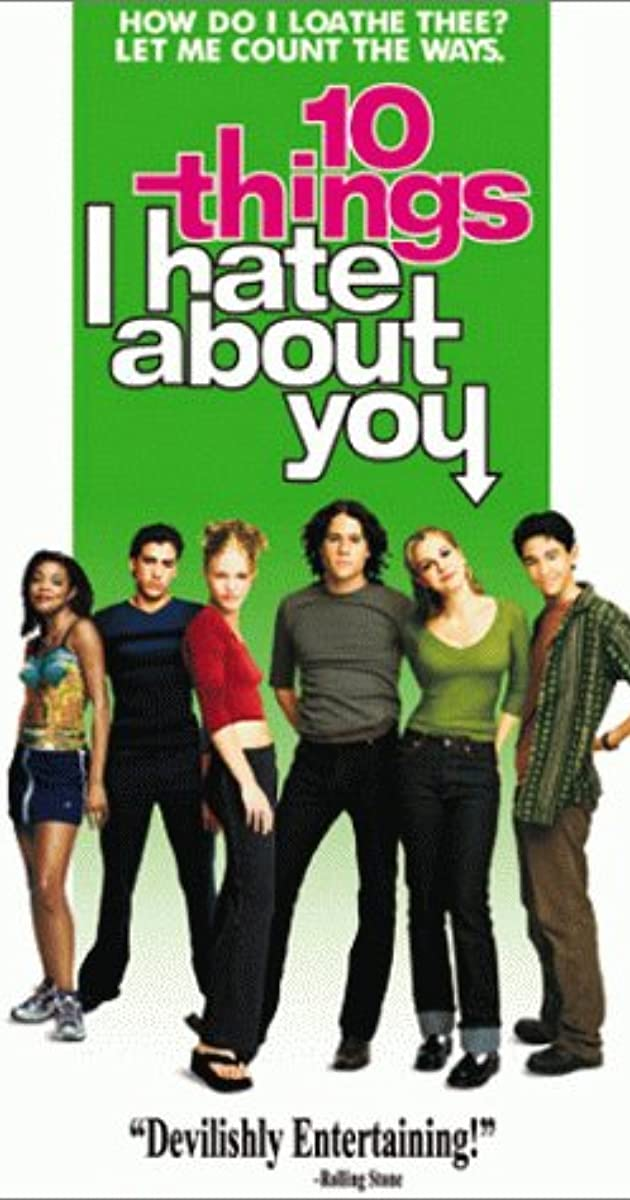 10 Kitchen And Home Decor Items Every 20 Something Needs: 10 Things I Hate About You (1999)