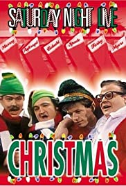 Saturday Night Live Christmas Poster