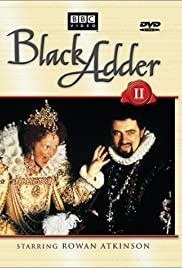 Black-Adder II Poster