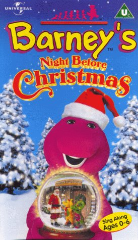 Barney's Night Before Christmas (reverse) - YouTube