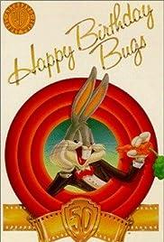 Happy Birthday, Bugs!: 50 Looney Years Poster
