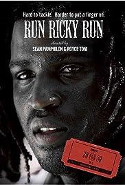 Run Ricky Run Poster
