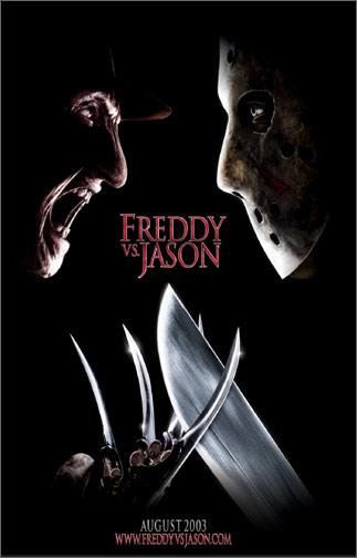 Freddy Vs Jason (2003) BRRip Dual Audio ( Hindi-English ) 720p 700MB