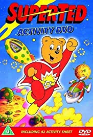 SuperTed Meets Father Christmas Poster