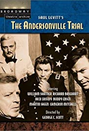 The Andersonville Trial Poster