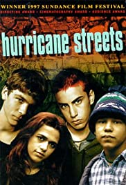 Hurricane Streets Poster