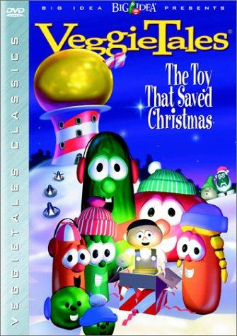 """""""VeggieTales"""" The Toy That Saved Christmas (TV Episode ..."""