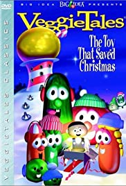 The Toy That Saved Christmas Poster