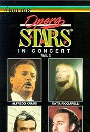 Opera Stars in Concert Poster