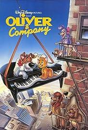 Oliver & Company(1988) Poster - Movie Forum, Cast, Reviews