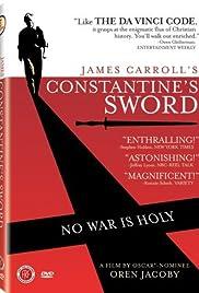 Constantine's Sword Poster