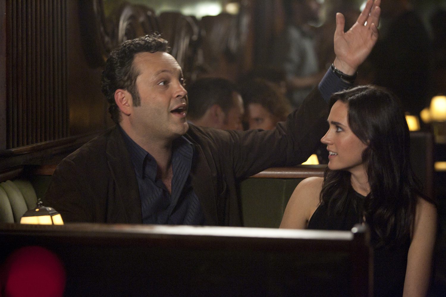 Jennifer Connelly and Vince Vaughn in The Dilemma (2011)