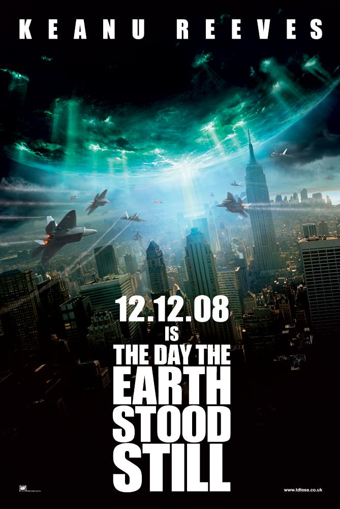 The Day the Earth Stood Still (2008) Hindi Dubbed Movie