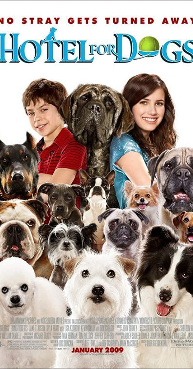Dog Names In The Movie Hotel For Dogs