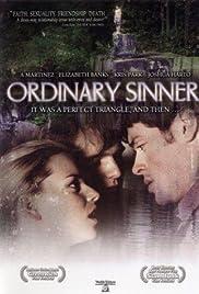 Ordinary Sinner Poster