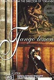 The Tango Lesson Poster