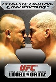 UFC 66: Liddell vs. Ortiz Poster