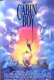 Cabin Boy Poster