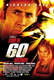 Gone in Sixty Seconds Poster