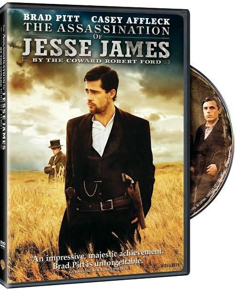 Re: Zabití Jesseho Jamese zbabělcem Robertem Fordem (2007)