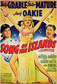 Song of the Islands Poster