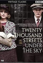 Twenty Thousand Streets Under the Sky Poster - TV Show Forum, Cast, Reviews