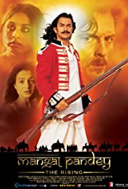 Mangal Pandey: The Rising Poster