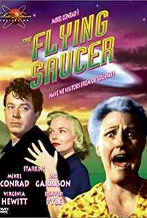 The Flying Saucer movie