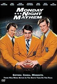 Monday Night Mayhem(2002) Poster - Movie Forum, Cast, Reviews