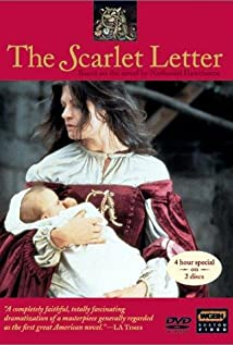 ... her to carry the Scarlet Letter of shame. Then the husband shows up