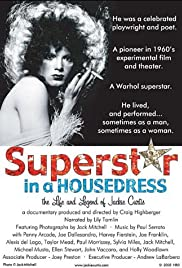 Superstar in a Housedress Poster