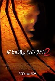Jeepers Creepers II Poster