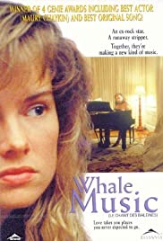 Whale Music Poster