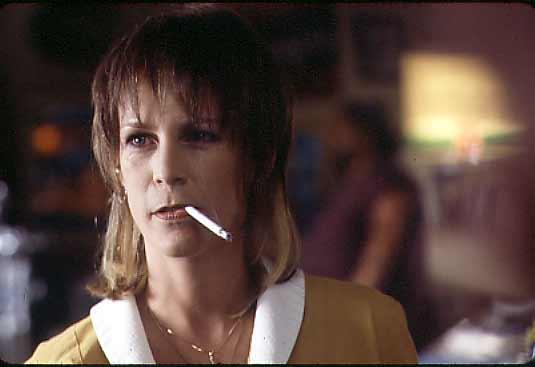 Jamie Lee Curtis appears as Rona