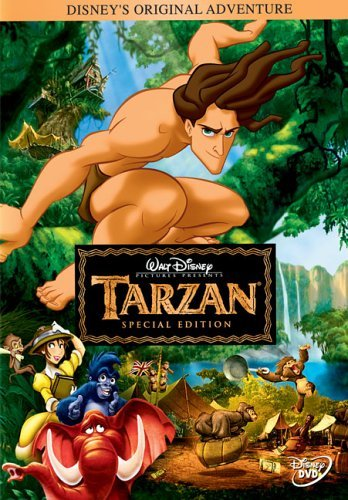 Kartun Disney Tarzan 1999