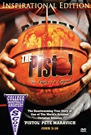 The Pistol: The Birth of a Legend(1991) Poster - Movie Forum, Cast, Reviews