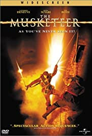 The Musketeer Poster