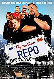 Operation Repo: The Movie Poster