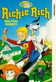 Richie Rich Poster - TV Show Forum, Cast, Reviews