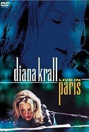 Diana Krall: Live in Paris Poster